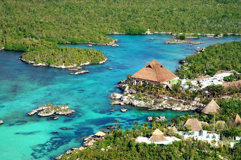 Los destinos más visitados con niños Cancún