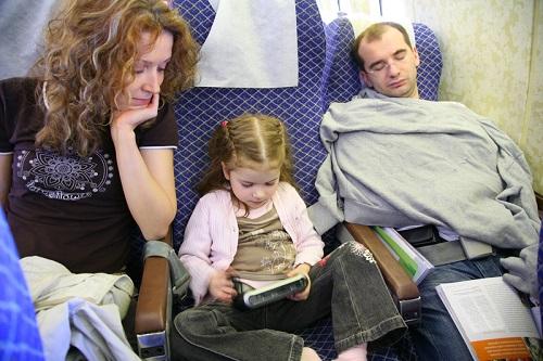 Cómo hacer el pasaporte de los hijos