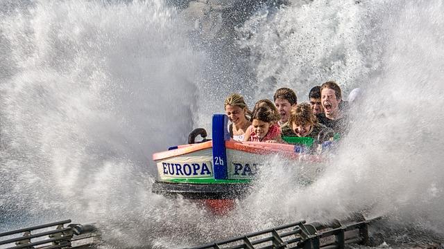 Viajar por Europa con niños