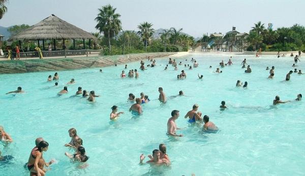 Parques acuáticos para toda la familia