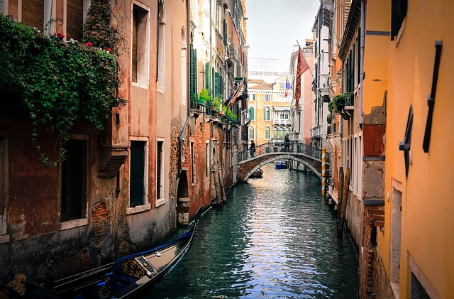 Visitar Italia con niños