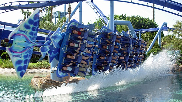 Orlando el paraíso de los parques de atracciones