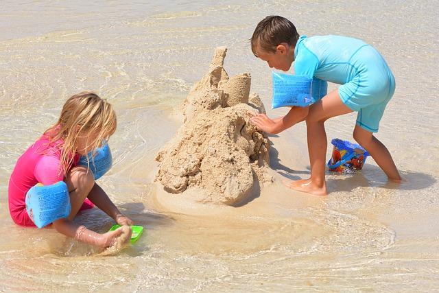Visitar las Isla Canarias con los niños