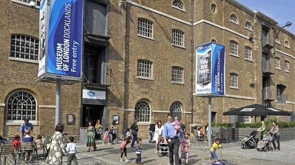 Cosas que ver en Londres niños