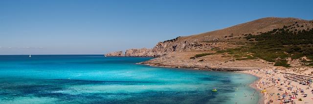 Las mejores playas para niños de España