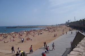 Visitar Barcelona con niños sorprendentes