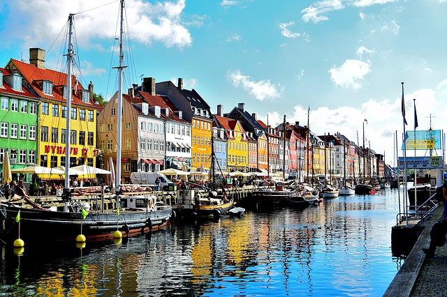 Copenhague en Navidad