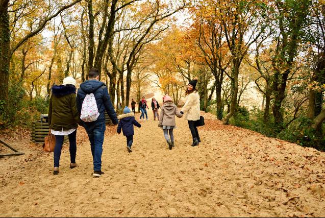 Consejos para viajar con niños en invierno