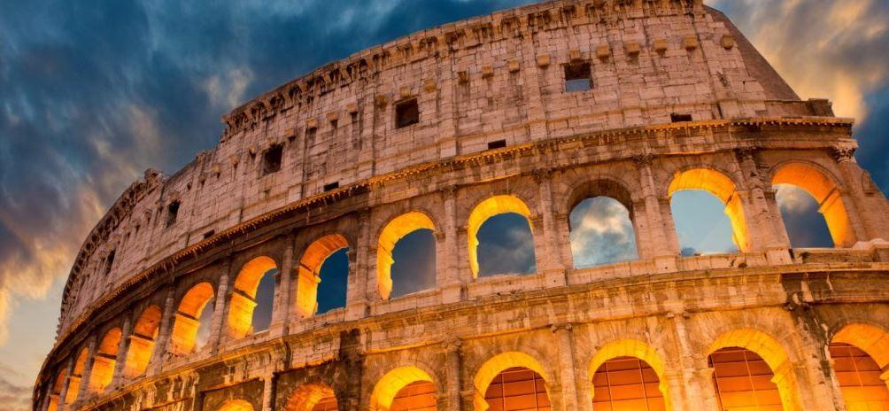 Niños en Roma